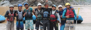 Himalayan River Fun Team