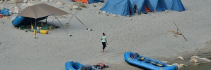 River Beach Camp