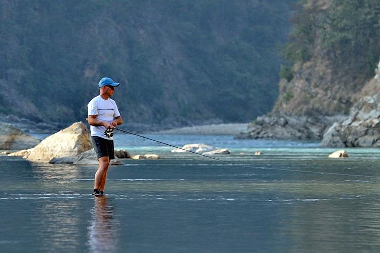 Balephi River Fishing