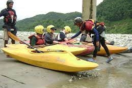 4 Days Kayaking Clinic Course